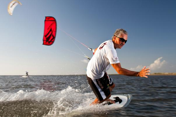 Kite Surfing-South Padre Island-H