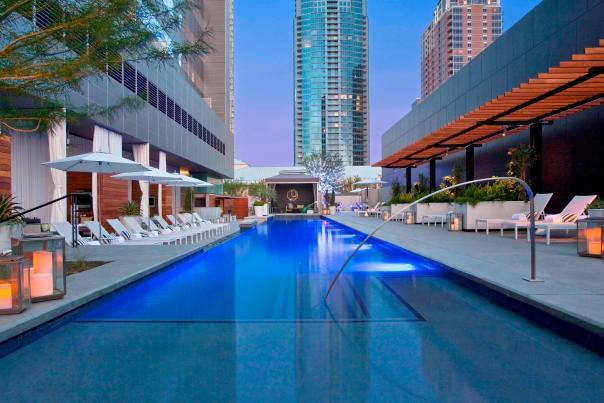 W Hotel Austin Pool
