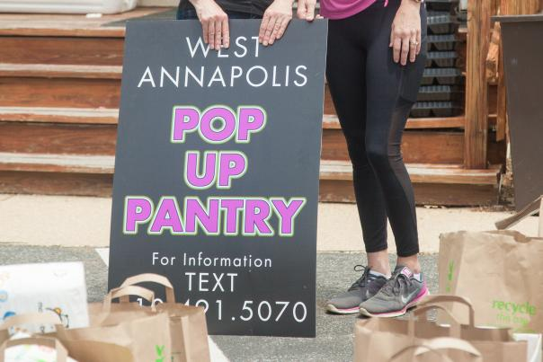 West Annapolis Pop Up Pantry
