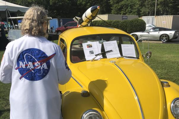 Road Trip NASA