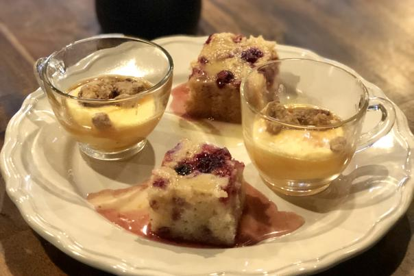 dessert plate for sharing