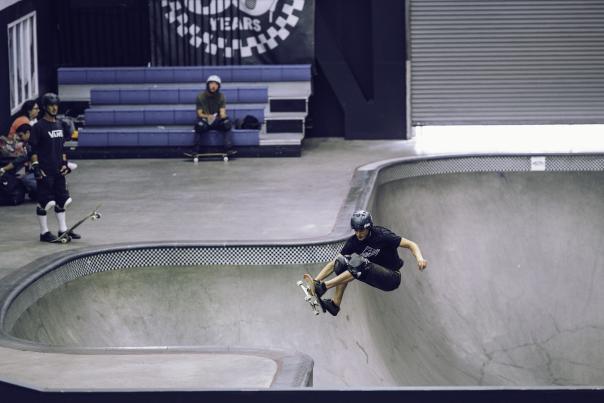 Vans Skate Park at The Outlets at Orange