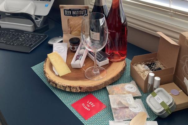 Wine and Wellness Virtual Event