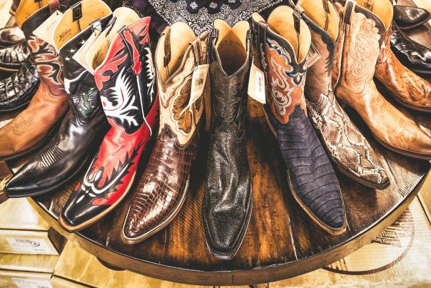 Cowboy Boots-Allens-Austin-H