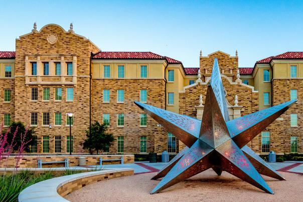 Art Sculpture-Texas Tech-Lubbock-H