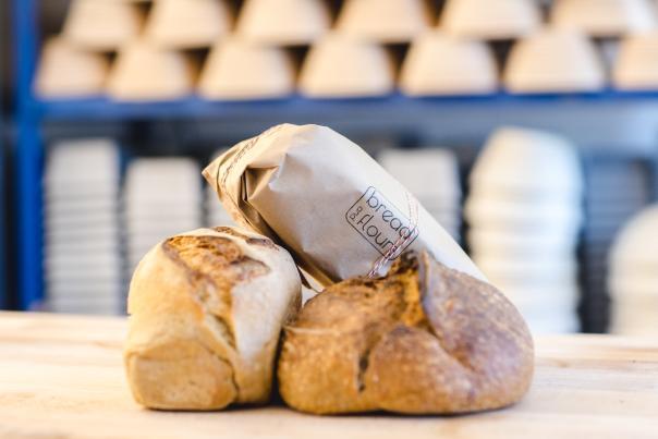 Bread & Flours