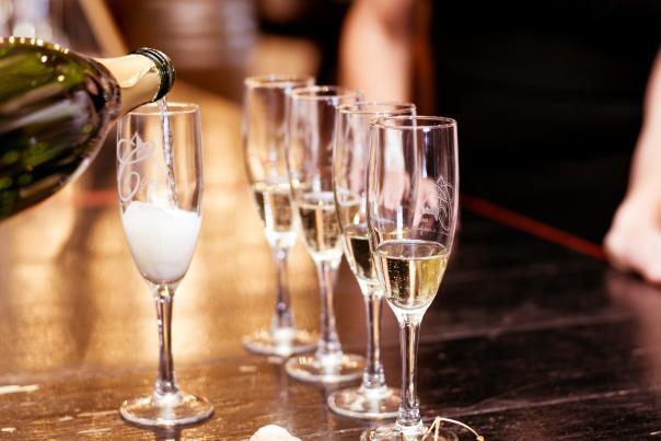 Summerhill Pyramid Winery - Sparkling Wine