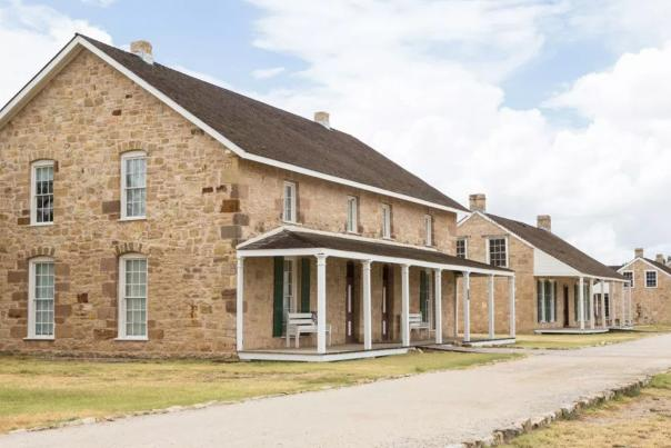 Fort Concho-San Angelo-H
