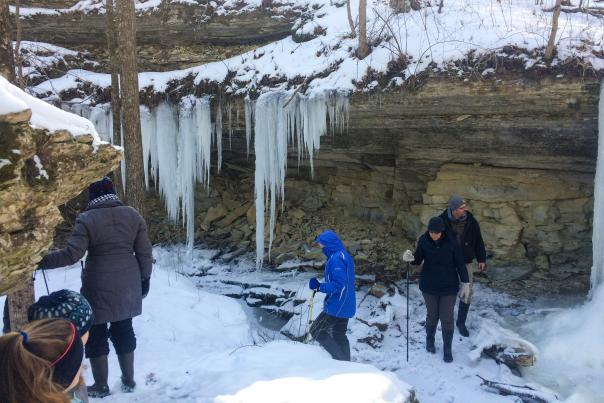 Acres Winter Hikes