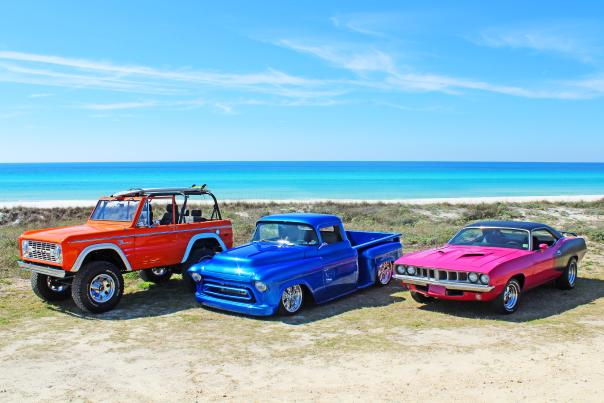 Emerald Coast Cruizin' ECC