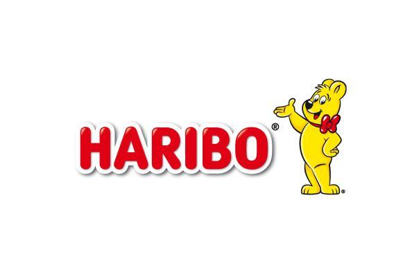 Haribo Logo with bear