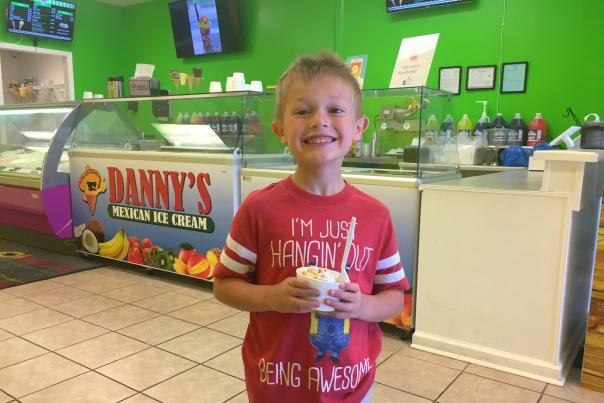 Danny's Mexican Ice Cream