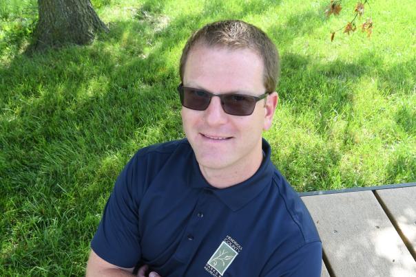 Ryan Lemley, Hendricks County Parks Director