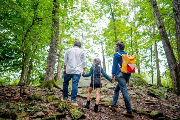 Athens Trail Hike