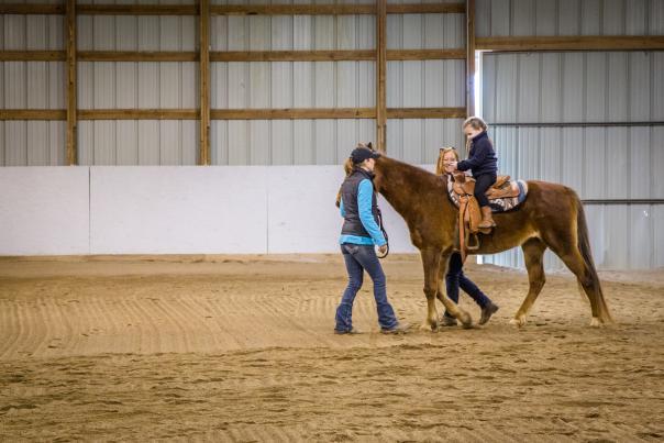 Horse Ride Lesson