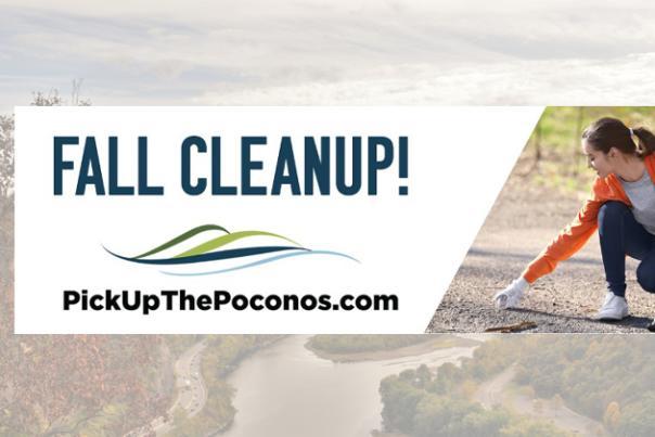 Pick Up the Poconos Day - September 25, 2021