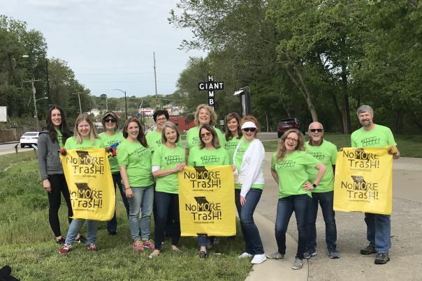 Clean Green CVB Team