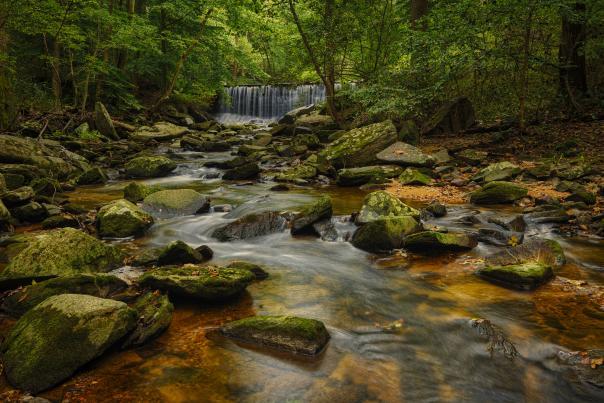 Susquehanna Waterfall