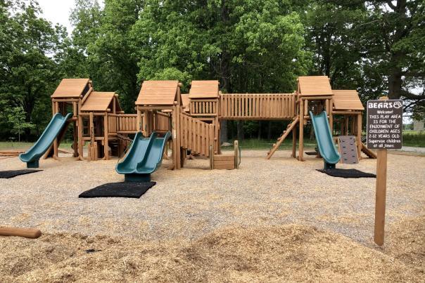 Playground at W.S. Gibbs Memorial Park