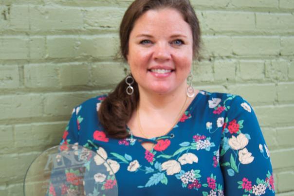 Rachel Whitten AENC 2021 Award