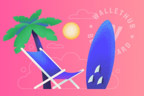 WalletHub Best Summer Travel Destinations