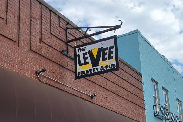 Levee Brewery - Front