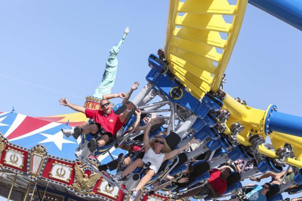 Fun Spot ride