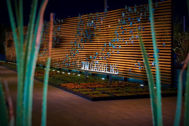 Garden at JW Marriott, Anaheim Resort