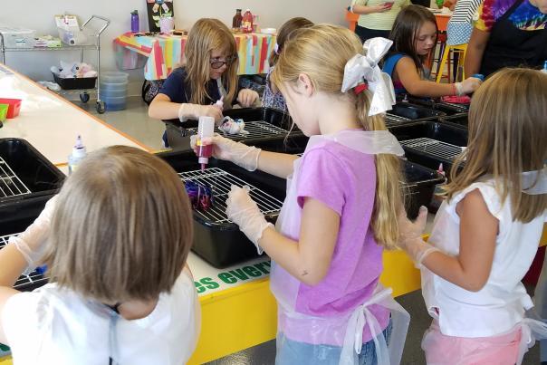 Tie Dye Lab in Avon