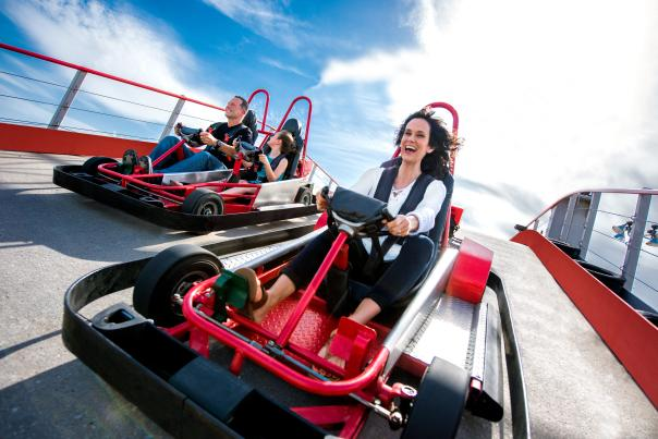 Fun Spot America Theme Parks Orlando go karts