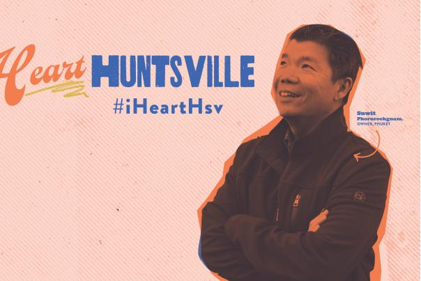 iHeartHsv homepage slider