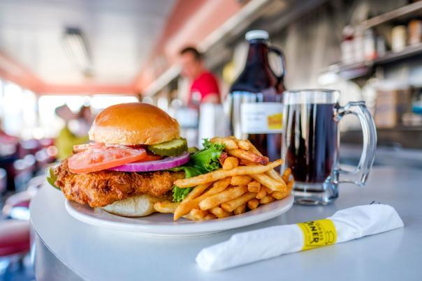 Oasis Diner | Devour Indy