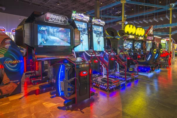 Main Event Orlando video games