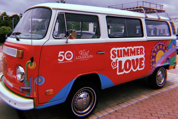 summer of love bus