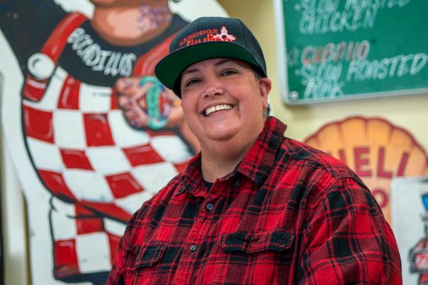 Marie Yniguez, Chef & Owner, Slow Roasted Bocadillos, Albuquerque, New Mexico Magazine