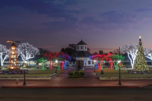 Marktplatz at Christmas