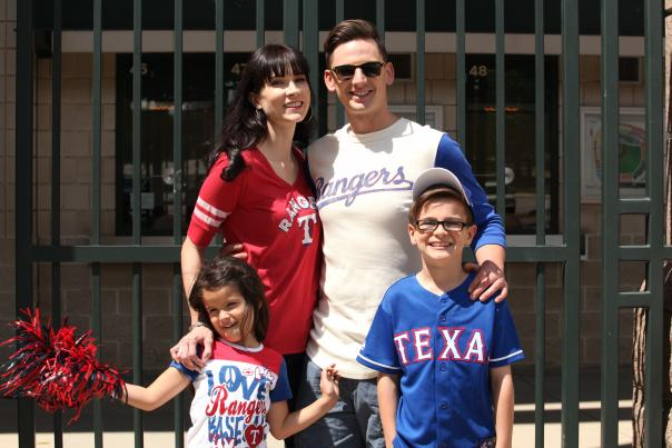 Pursue Happy Family Rangers