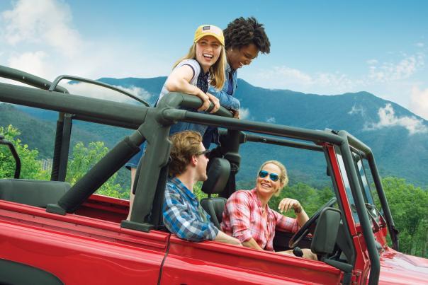 5 Fun Things to Do in Gatlinburg Memorial Day Weekend