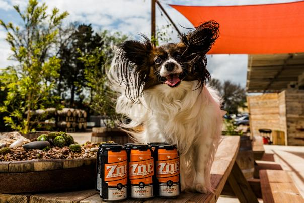 The One They Call Zoe, Hops & Grain. Credit Tyler Malone.