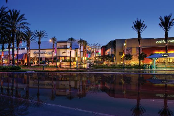 Anaheim GardenWalk Restaurants