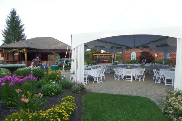 Avon Gardens reception area