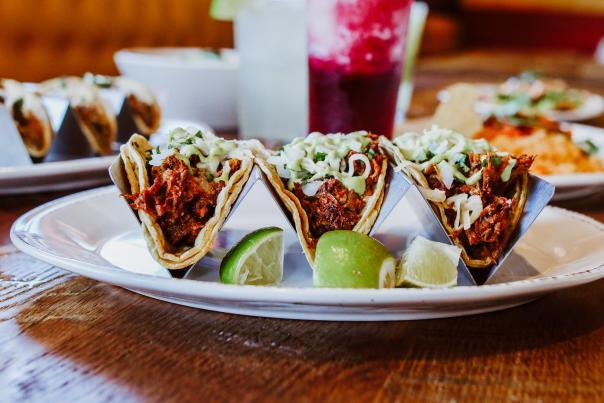 2020 El Camino Trio Tacos and Drink
