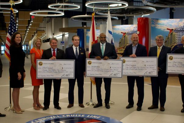 Port Everglades Receives $58.2 Million for COVID Relief