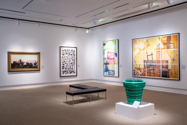 Rollins Museum of Art gallery art