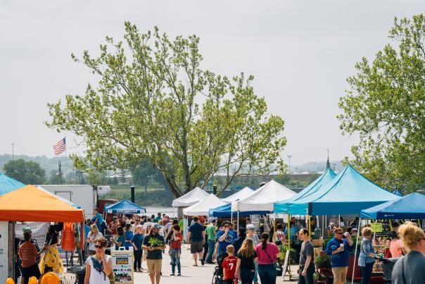Peoria Riverfront Market