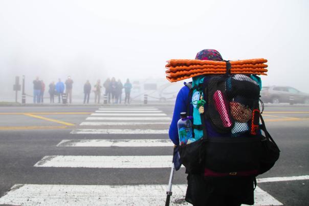 Appalachian Trail Thru Hiker