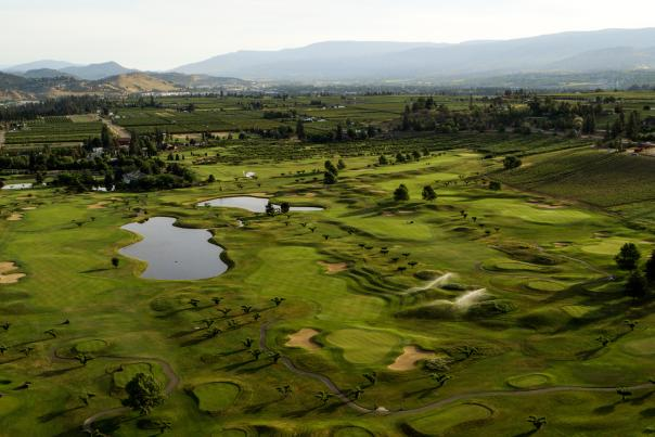 Aerial Harvest Golf Club (2)