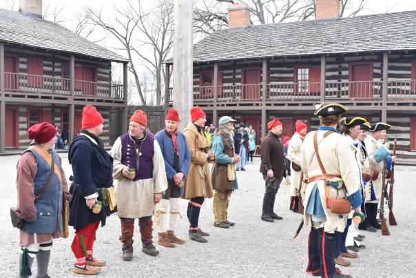 Winterval at the Old Fort
