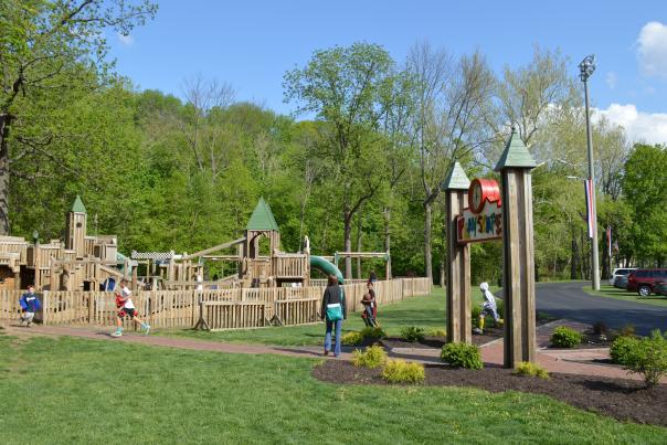 Ellis Park Playground