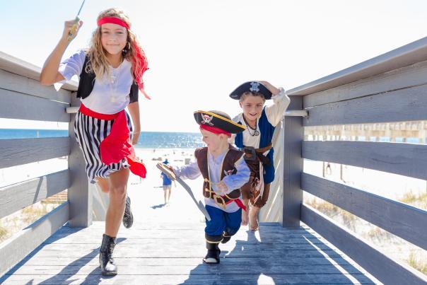 Pirates Fest Costume Contest